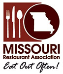 Missouri Restaurant Association logo